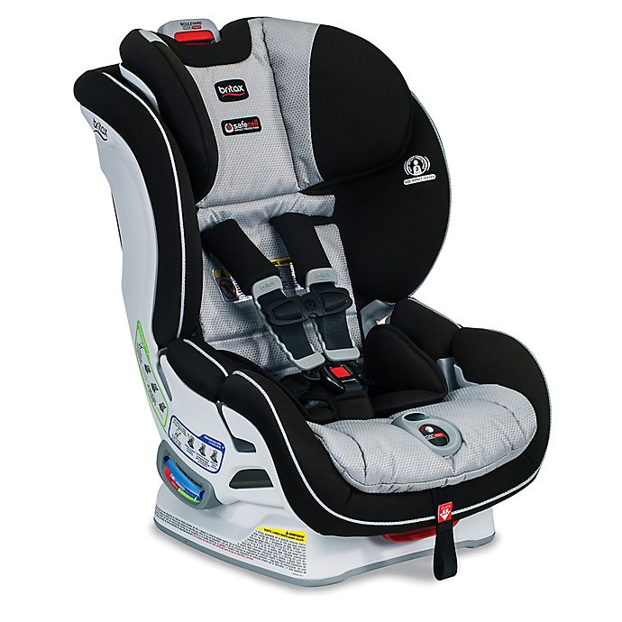 Alternate image 1 for BRITAX Boulevard™ ClickTight™ Convertible Car Seat in Trek