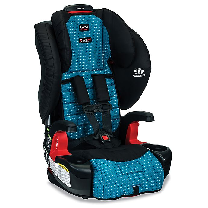 Alternate image 1 for BRITAX Pioneer (G1.1) Harness-2-Booster Seat in Oasis