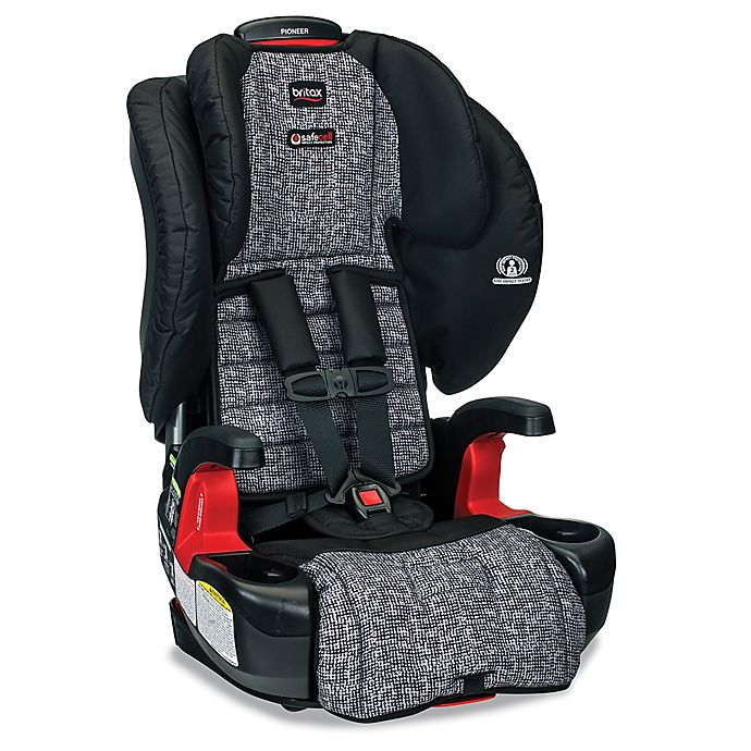 Alternate image 1 for BRITAX Pioneer (G1.1) Harness-2-Booster Seat in Static
