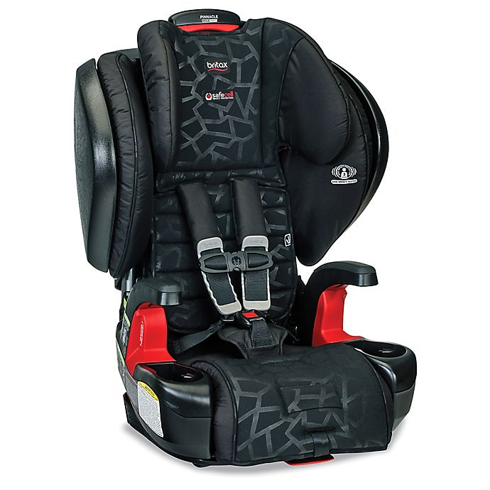 Alternate image 1 for BRITAX Pinnacle ClickTight (G1.1) Harness-2-Booster Seat