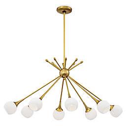 George Kovacs® Pontil 8-Light Island Light