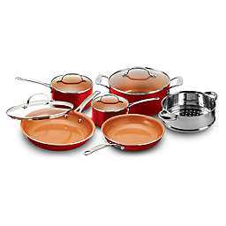 Gotham™ Steel Ti-Cerama™ 10-Piece Cookware Set