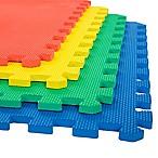Trademark Games Interlocking Foam Floor Mats (Set of 4)