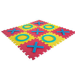 Hey! Play! Giant Classic Tic-Tac-Toe Game