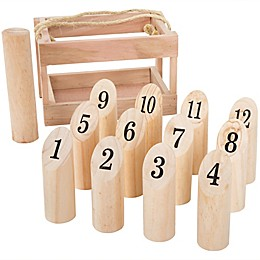 Trademark Games Wooden Throwing Game