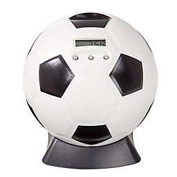 Hey! Play! Digital LCD Display Coin Counter Soccer Ball Bank