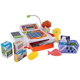 Trademark Games Pretend Electronic Cash Register