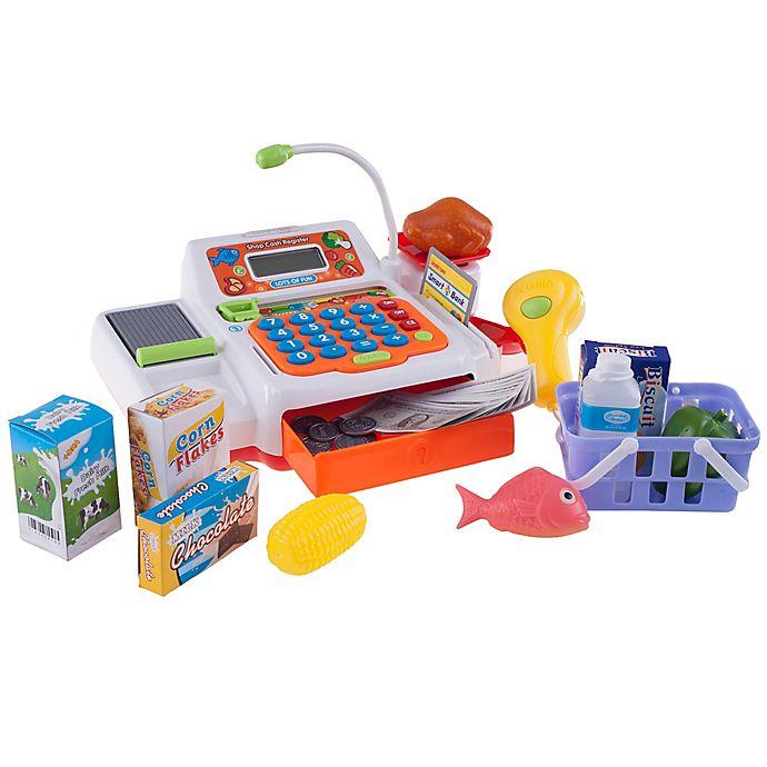 Alternate image 1 for Trademark Games Pretend Electronic Cash Register