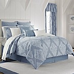 Piper & Wright Queen Ansonia Comforter Set In Indigo