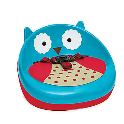 Skip Hop® Zoo Owl Booster Seat in Blue