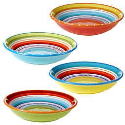Certified International Mariachi Soup/Pasta Bowls (Set 4)