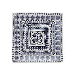 Maxwell & Williams™ Antico 17-Inch Square Platter in Blue