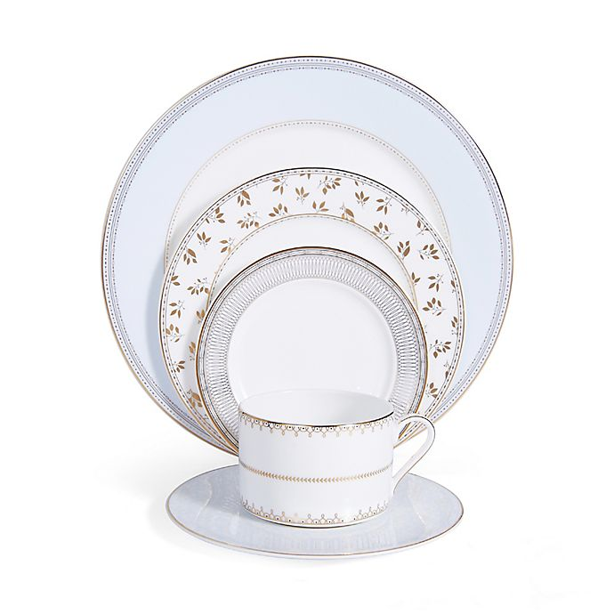 Alternate image 1 for Mikasa® Blaire 5-Piece Place Setting