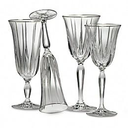 Noritake® Vendome Platinum Crystal Wine Glass Collection