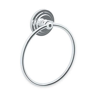 Gatco® Marina Towel Ring in Chrome