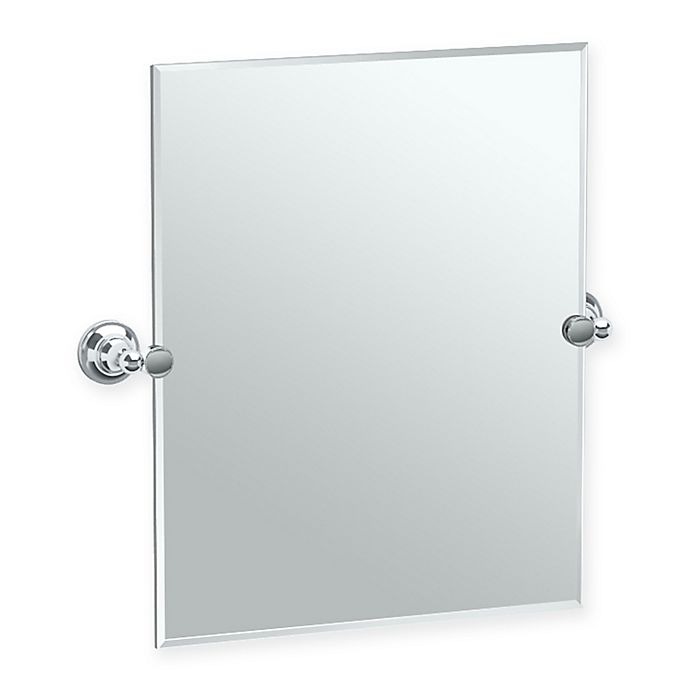 Gatco® Tiara Frameless Mirror