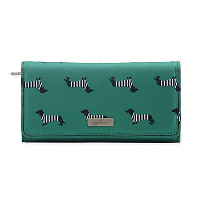 Ju-Ju-Be® Coastal Collection Be Rich Wallet in Coney Island