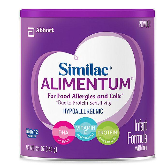 Alternate image 1 for Similac® 12.1 oz. Alimentum® Powder Formula