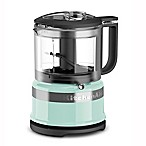 KitchenAid® 3.5-Cup Mini Food Chopper in Ice Blue