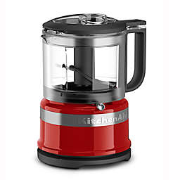 KitchenAid® 3.5-Cup Mini Food Chopper in Empire Red