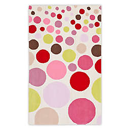 Safavieh Kids® Polka Dot Multicolor Rug