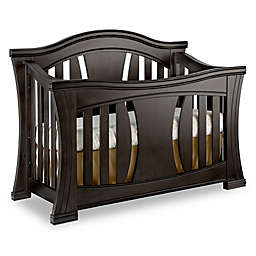 Baby Appleseed® Palisade 4-in-1 Convertible Crib in Slate
