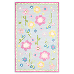 Safavieh Kids® Flowers Print Rugs