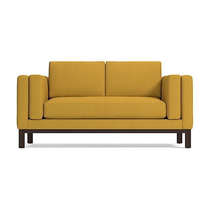 Alternate image 1 for Kyle Schuneman for Apt2b Walton Apartment Sofa in Mustard