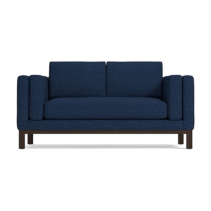 Alternate image 1 for Kyle Schuneman for Apt2b Walton Apartment Sofa in Navy