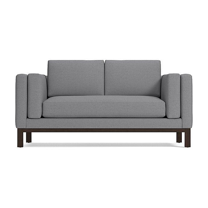 Alternate image 1 for Kyle Schuneman for Apt2b Walton Apartment Sofa in Mountain Grey