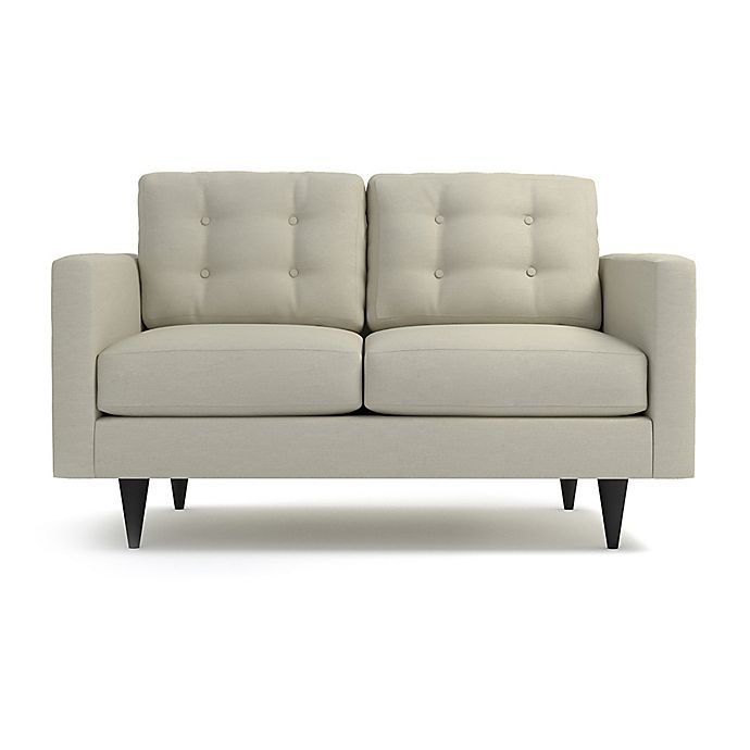 Alternate image 1 for Kyle Schuneman for Apt2B Logan Mini Apartment Sofa in Cream