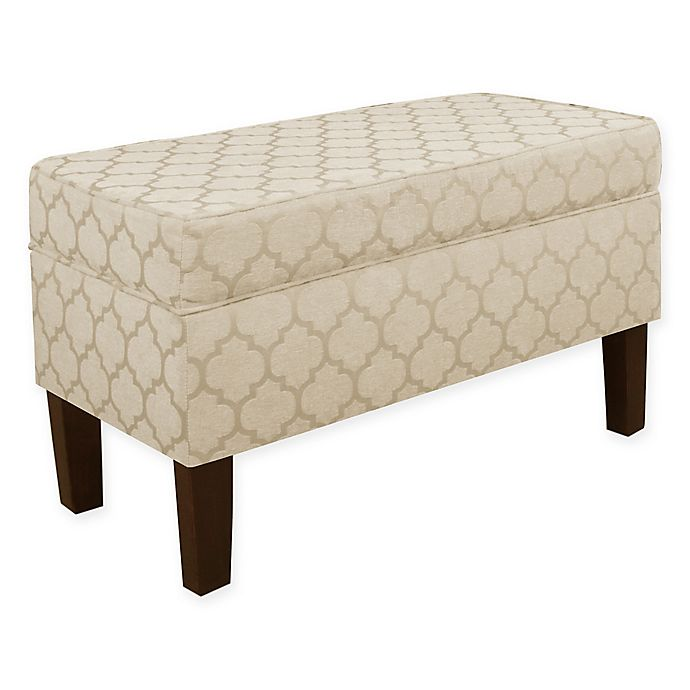 Surprising Skyline Furniture Williams Storage Bench Bed Bath Beyond Spiritservingveterans Wood Chair Design Ideas Spiritservingveteransorg