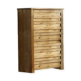 Melrose 5-Drawer Chest in Driftwood