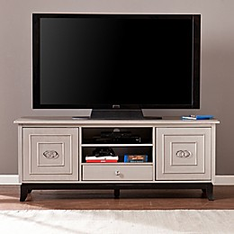 Southern Enterprises Orion TV Stand in Antique Grey