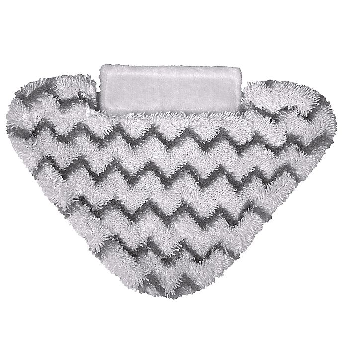 Alternate image 1 for Shark® XP179W 2-Pack Triangular Dirt Grip™ Washable Shaggy Steam Pads