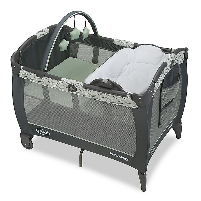 Alternate image 1 for Graco® Pack 'n Play® Playard with Reversible Napper and Changer™ LX in Landry™
