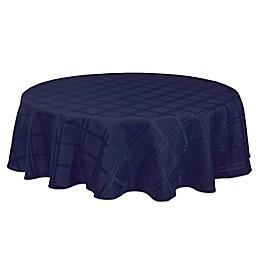 Origins™ Microfiber Round Tablecloth