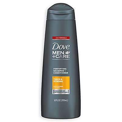 Dove 12 oz. Men + Care Fortifying Thickening Shampoo