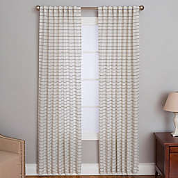 Cameron Rod Pocket/Back Tab Window Curtain Panel