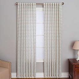 Cameron Rod Pocket/Back Tab Window Curtain Panel