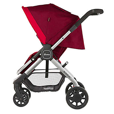 Diono™ Quantum 6-in-1 Multi-Mode Travel Stroller with Smart Seat