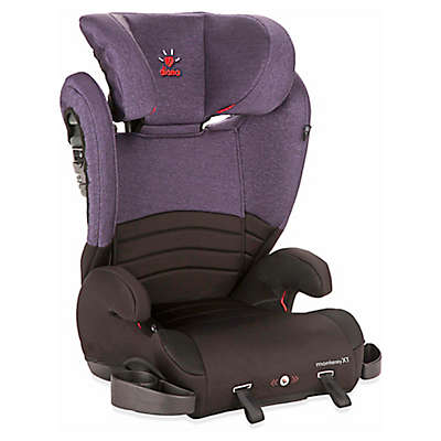 Diono® Monterey XT Adjustable Highback Booster in Purple