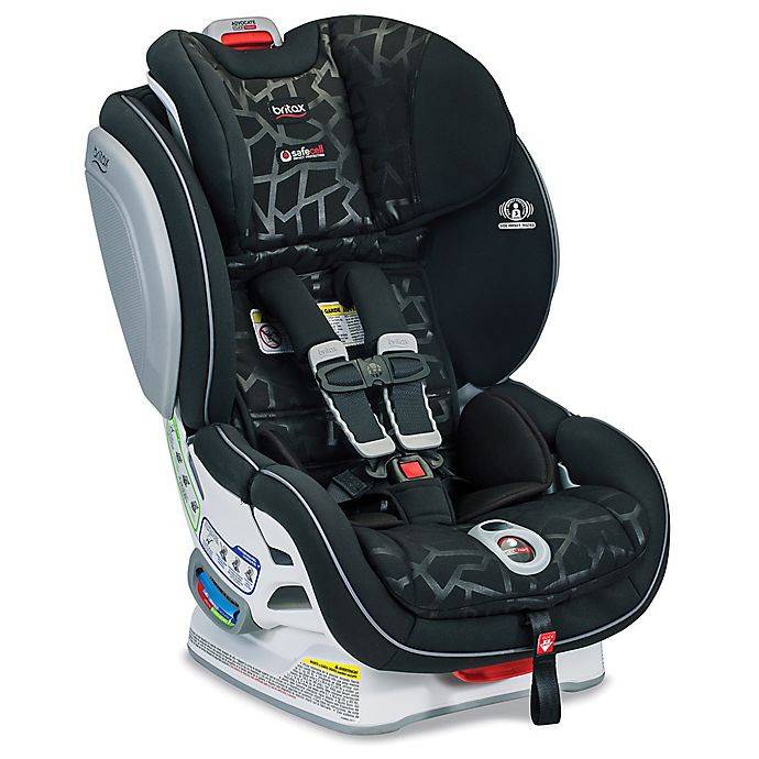 Alternate image 1 for BRITAX Advocate® ClickTight™ Convertible Car Seat in Mosaic Black