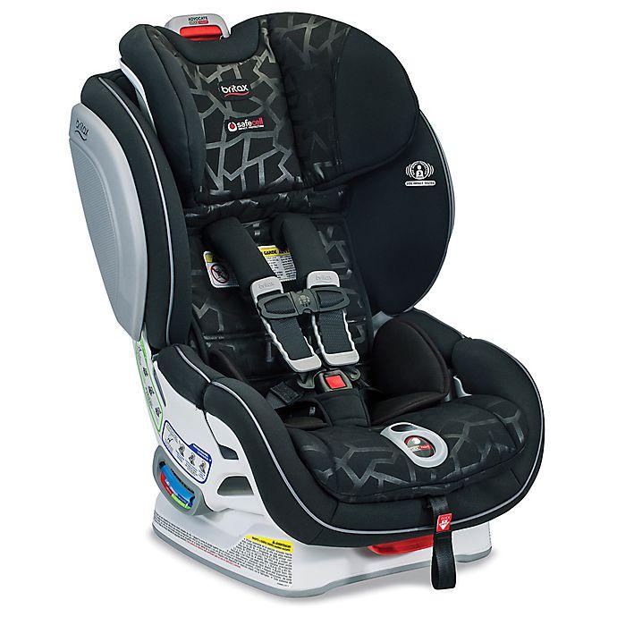 Britax Advocate Click Convertible Car Seat In Mosaic Black