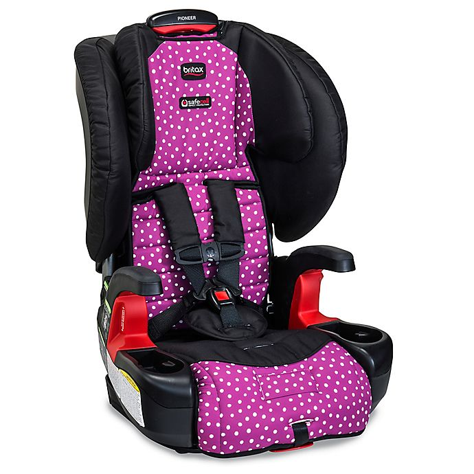 Alternate image 1 for BRITAX Pioneer (G1.1) Harness-2-Booster Seat in Confetti