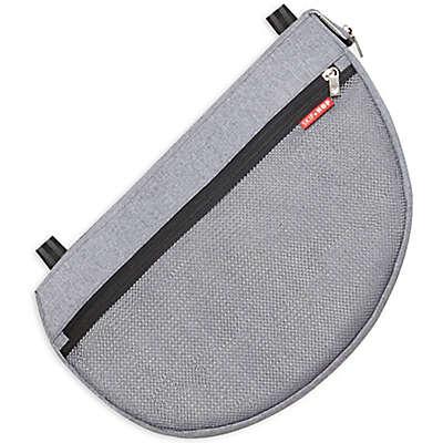 SKIP*HOP® Stroller Saddlebag in Heather Grey