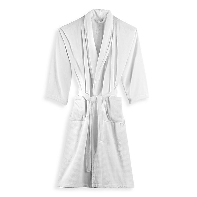 Alternate image 1 for Haven™ Rustico Large/X-Large Robe in White