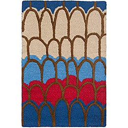 Safavieh Kids® Patches Rug in Blue/Multi