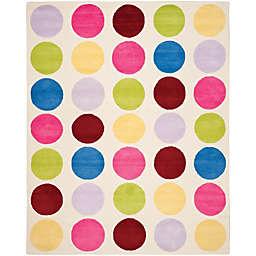 Safavieh Kids® Multicolor Dots Rug