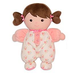 Baby Starters® Brunette Olivia Snuggle Doll